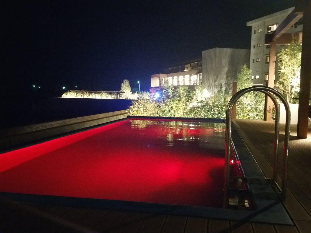 ホテル南風楼様 プール(長崎県)