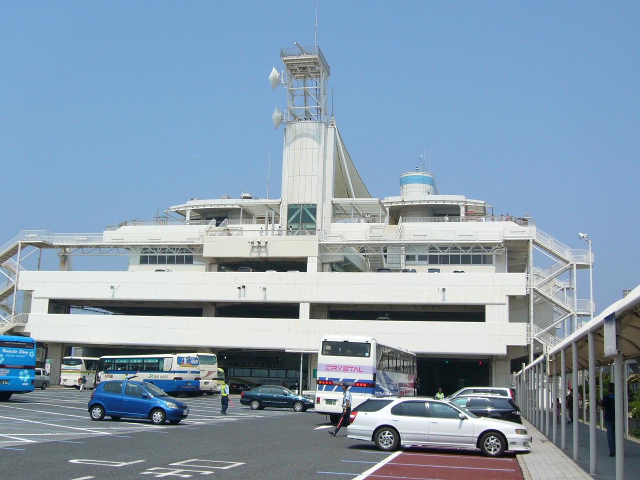 海ほたる様(千葉県)